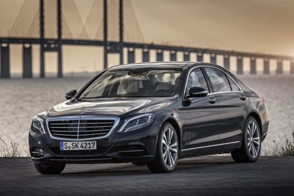 Es wäre der größte Auftrag der Daimler-Geschichte: 100.000 autonome S-Klassen will Uber bestellen. (Quelle: Mercedes Benz)
