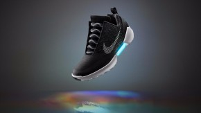 Nike HyperAdapt 1.0: Selbstschnürende Schuhe werden serienreif
