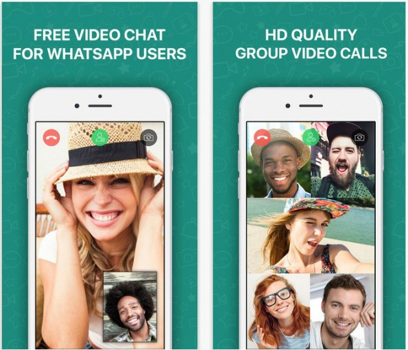 Videochat bei WhatsApp dank Booyah. (Screenshot: Rounds Entertainment)