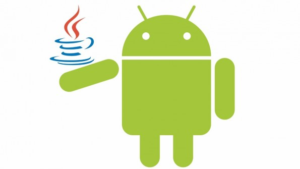 Android mit Java. (Bild: Google, Oracle)