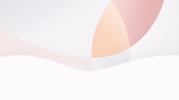 Das Logo des Apple-März-2016-Events. (Bild: Apple)