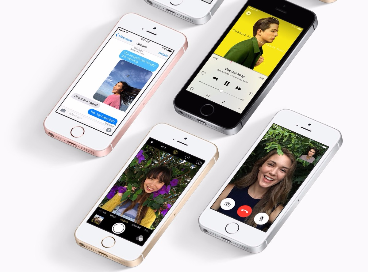 iphone se apple stellt g nstiges 4 zoll smartphone mit. Black Bedroom Furniture Sets. Home Design Ideas