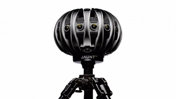 Sky hat schon 2013 in den VR-Spezialisten Jaunt investiert, die unter anderem 360-Grad-Kameras herstellen. (Foto: Jaunt)