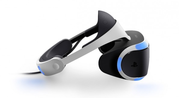 Sony Playstation VR. (Foto: Sony)