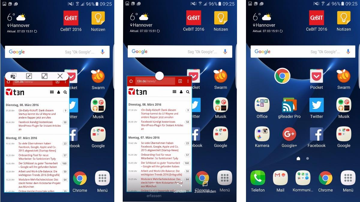 Samsung Galaxy S7 und S7 edge im Test: So geht Evolution | Seite 3