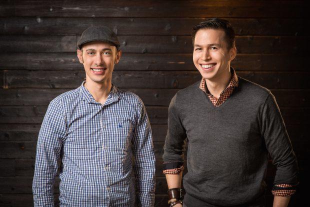 Die Shopify-Gründer Tobias Lütke und Daniel Weinand. (Foto: Shopify)