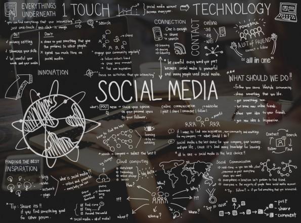 Wissen worüber Kunden sprechen. Social-Media-Monitoring-Tools helfen Gespräche im Netz zu verfolgen. (Grafik: Shutterstock-Rawpixel.com)