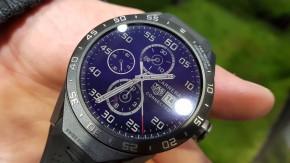 TAG Heuer Connected: Noble Smartwatch angelegt [Bildergalerie]
