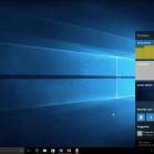 """Das Windows 10 """"Anniversary Update"""" hat den sogenannten Ink Workspace im Schlepptau. (Screenshot: Microsoft)"""