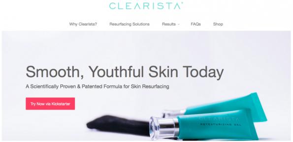 So viel sei gesagt: Hautpflege stand bei der CIA nicht im Vordergrund. (Screenshot: Skincential Sciences)