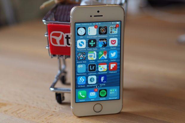 iPhone SE: 2017 wird es wohl kein neues Mini-iPhone von Apple geben. (Foto: t3n)