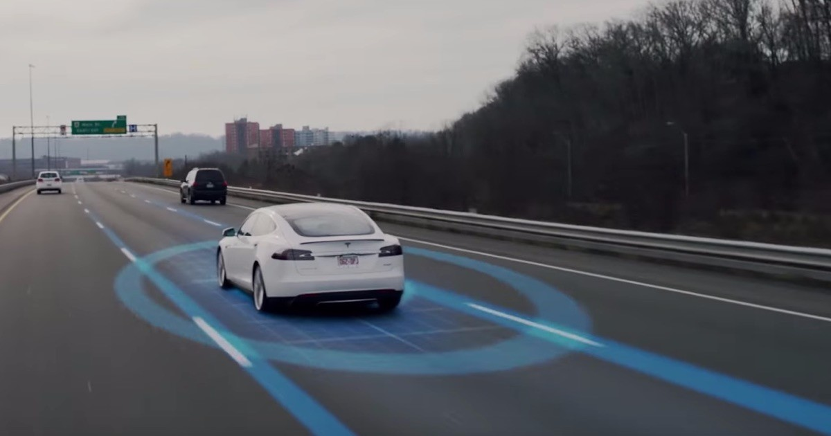 Autonomes Fahren: Wer haftet bei einem Verkehrsunfall?