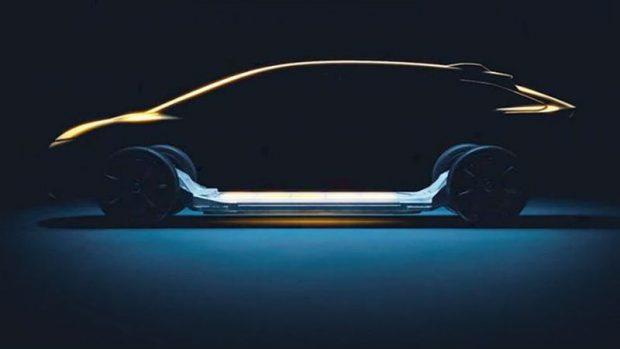 Sportwagen oder doch massentauglicher Pkw? Faraday Future will bis Ende des Jahres den Prototypen vorstellen. (Bild: Faraday Future)