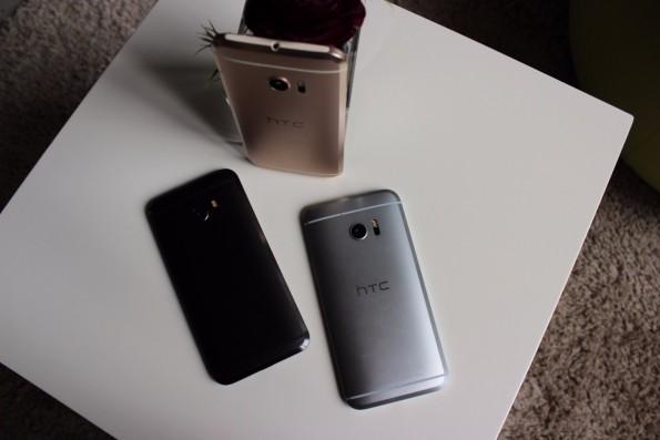 HTC 10: Alle Farben auf einen Blick. (Foto. t3n)