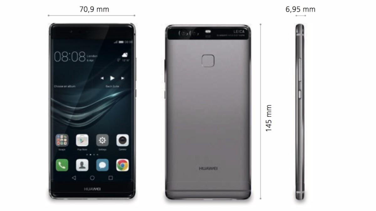 huawei p9 ist offiziell das high end smartphone mit den. Black Bedroom Furniture Sets. Home Design Ideas