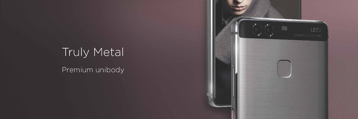 Huawei P9 Ist Offiziell Das High End Smartphone Mit Den Zwei Leica