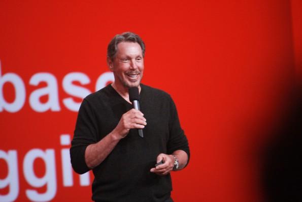 Oracle: Larry Ellison will es mit AWS aufnehmen. (Foto: drserg / Shutterstock.com)