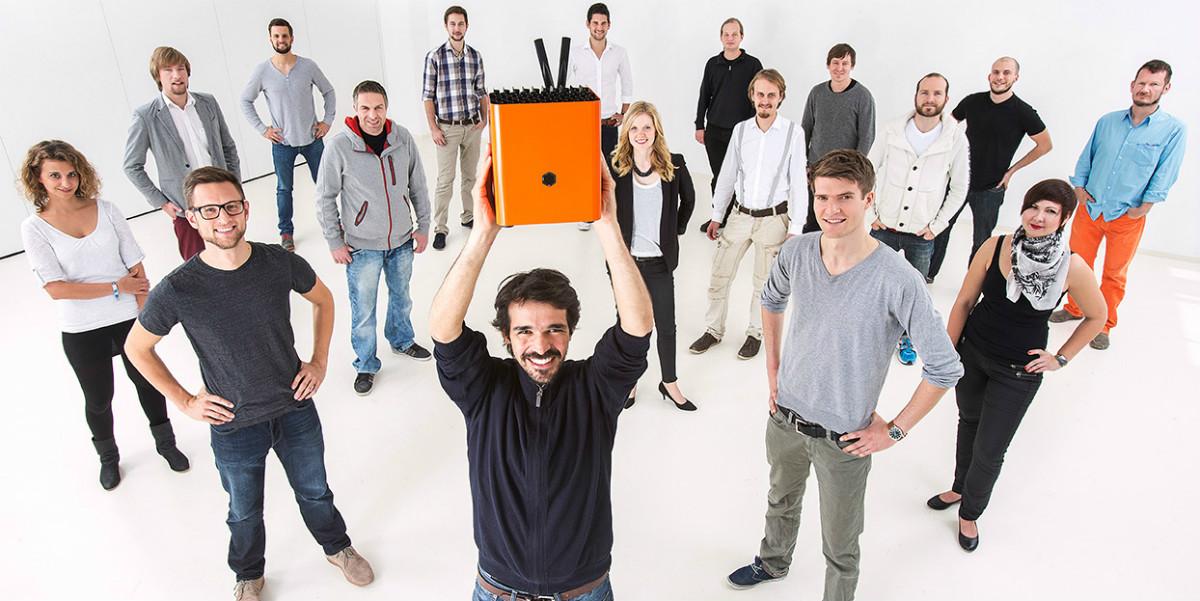 Exklusiv: 1,6 Millionen Dollar für deutsches Server-Startup Protonet