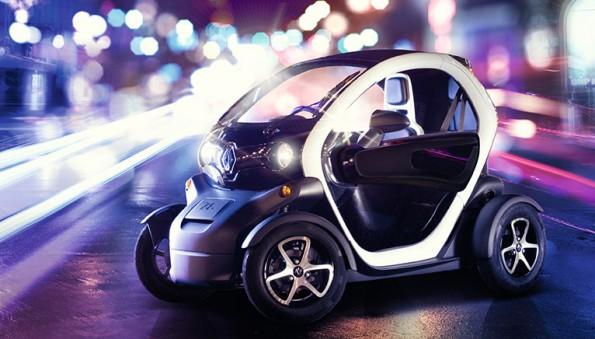 Renault Twizy. (Foto: Renault)