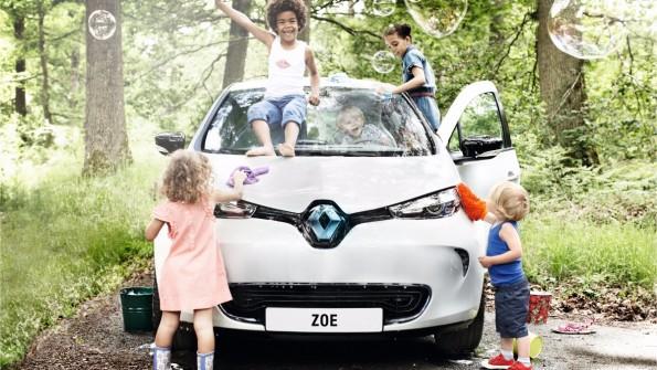 Renault ZOE. (Foto: Renault)