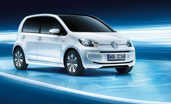 VW e-Up! (Foto: VW)