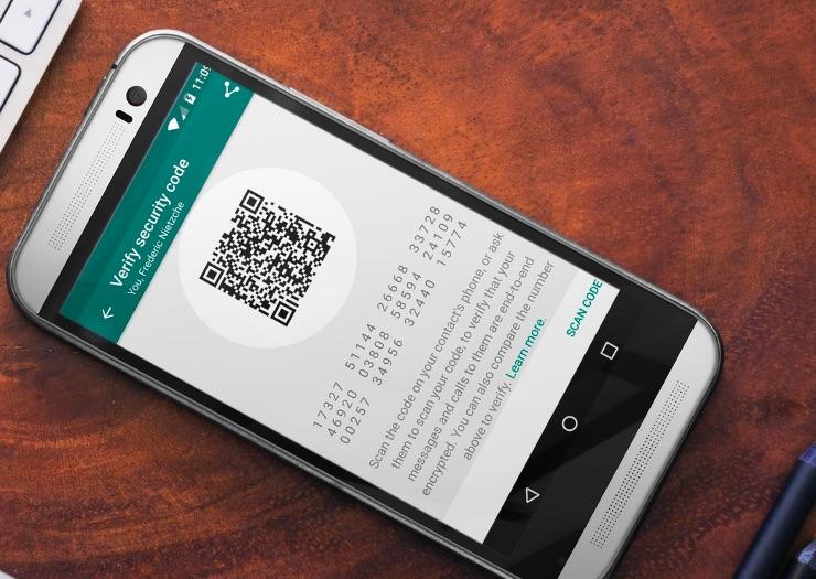 WhatsApp weiß trotz Ende-zu-Ende-Verschlüsselung immer noch mit wem