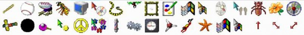 Und welches Icon hattest du? (Screenshot: gophertee.deviantart.com)