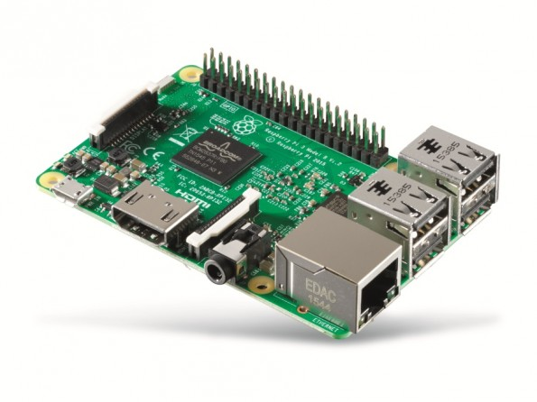Bastler können den Assistant auch bald auf den Raspberry Pi per SDK portieren. (Pi Foundation)