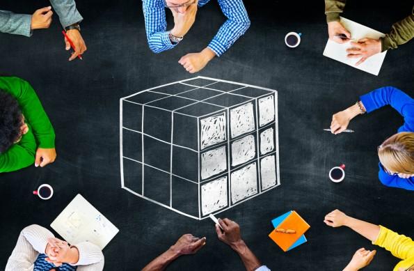 Eine Content Marketing Strategie gehört geplant. (Grafik: Shutterstock-Rawpixel.com)