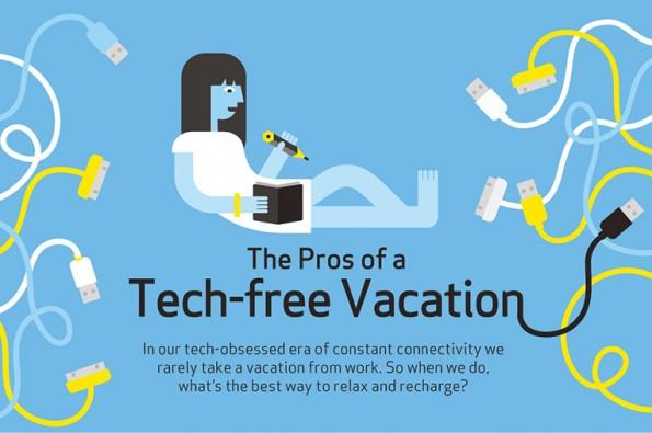 Digital Detox: Die Vorteile eines Offline-Urlaubs. (Grafik: Modis)