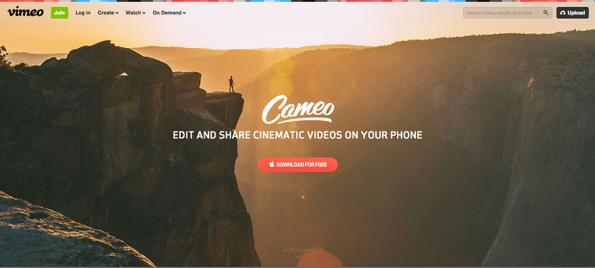 Screenshot: Vimeo