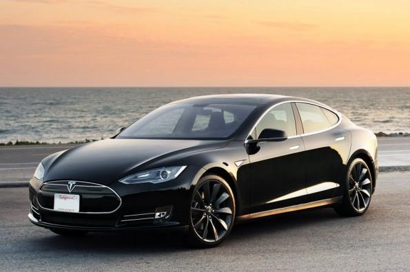 Das Tesla Model S. (Foto: Tesla)