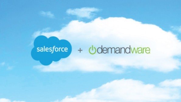 (Screenshot: Salesforce/Demandware)