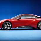 BMW i8 Protonic Red Edition. (Foto: BMW)