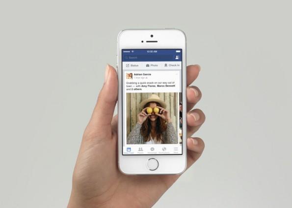 Mehr Fokus auf Freunde und Verwandte: Facebook aktualisiert seinen Newsfeed-Algorithmus erneut. (Foto: Facebook)
