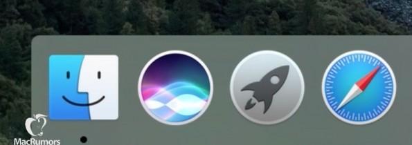 Siri landet mit OS X 10.12 wohl auf dem Desktop. (Bild: Macrumors)