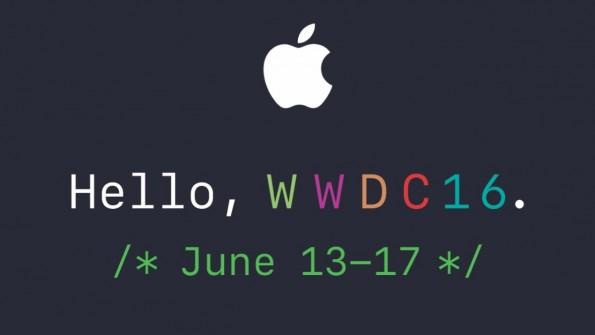 WWDC 2016. (Bild: Apple)
