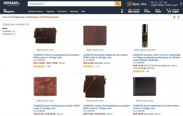 Leabags (Screenshot: Amazon)