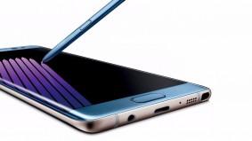 Samsung Galaxy Note 7 mit Stylus. (Bild: VentureBeat)