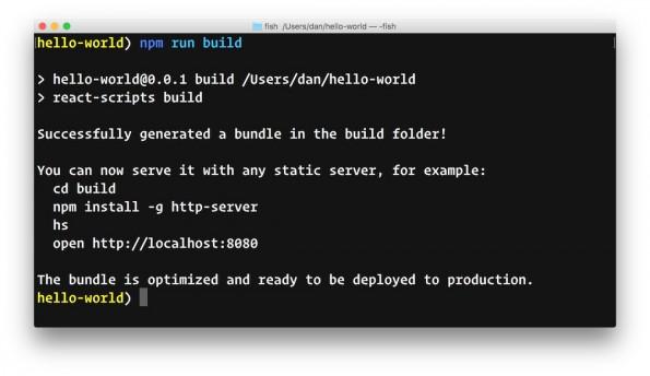 Facebook will den Einstieg in die React-Entwicklung vereinfachen. (Screenshot: Facebook)