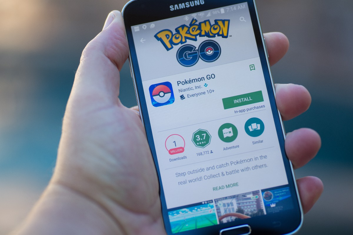 Unity Technologies: Die Plattform hinter Pokémon Go ist 1,5 Milliarden US-Dollar wert