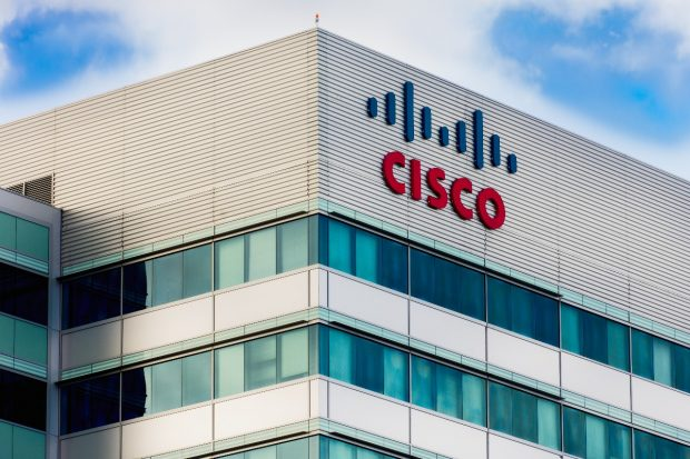Cisco schließt Cloud-Plattform Intercloud. (Foto: Shutterstock/Ken Wolter)