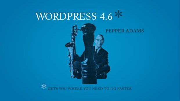 Für das CMS WordPress wurde Version 4.6 veröffentlicht. (Grafik: WordPress-Slack)