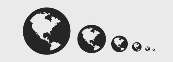 Grafik: http://fontawesome.io/icon/globe/