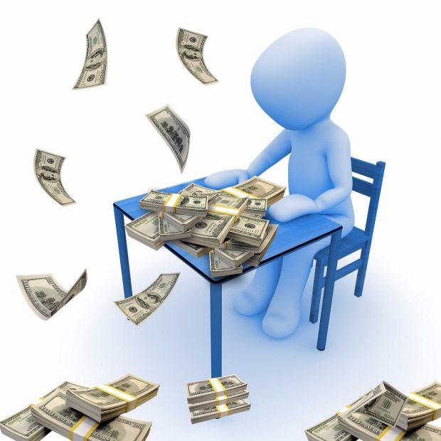 Geldgier ist ein ebenso schlechter Berater. (Illustration: Pixabay.com)