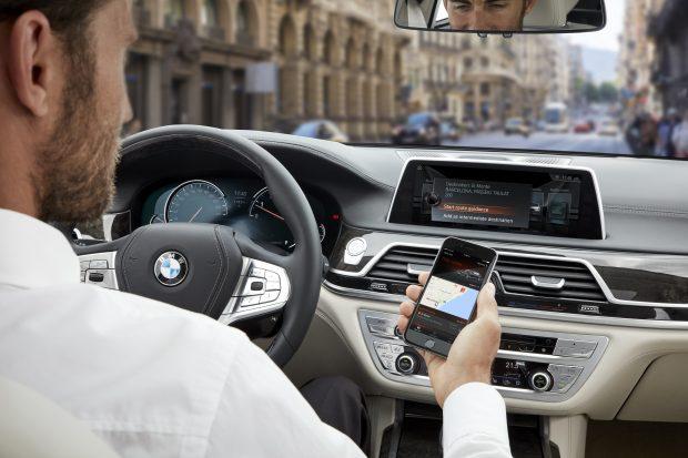 Autohersteller wie BMW nutzen Daten für die Entwicklung selbstfahrender Autos. (Foto: BMW)