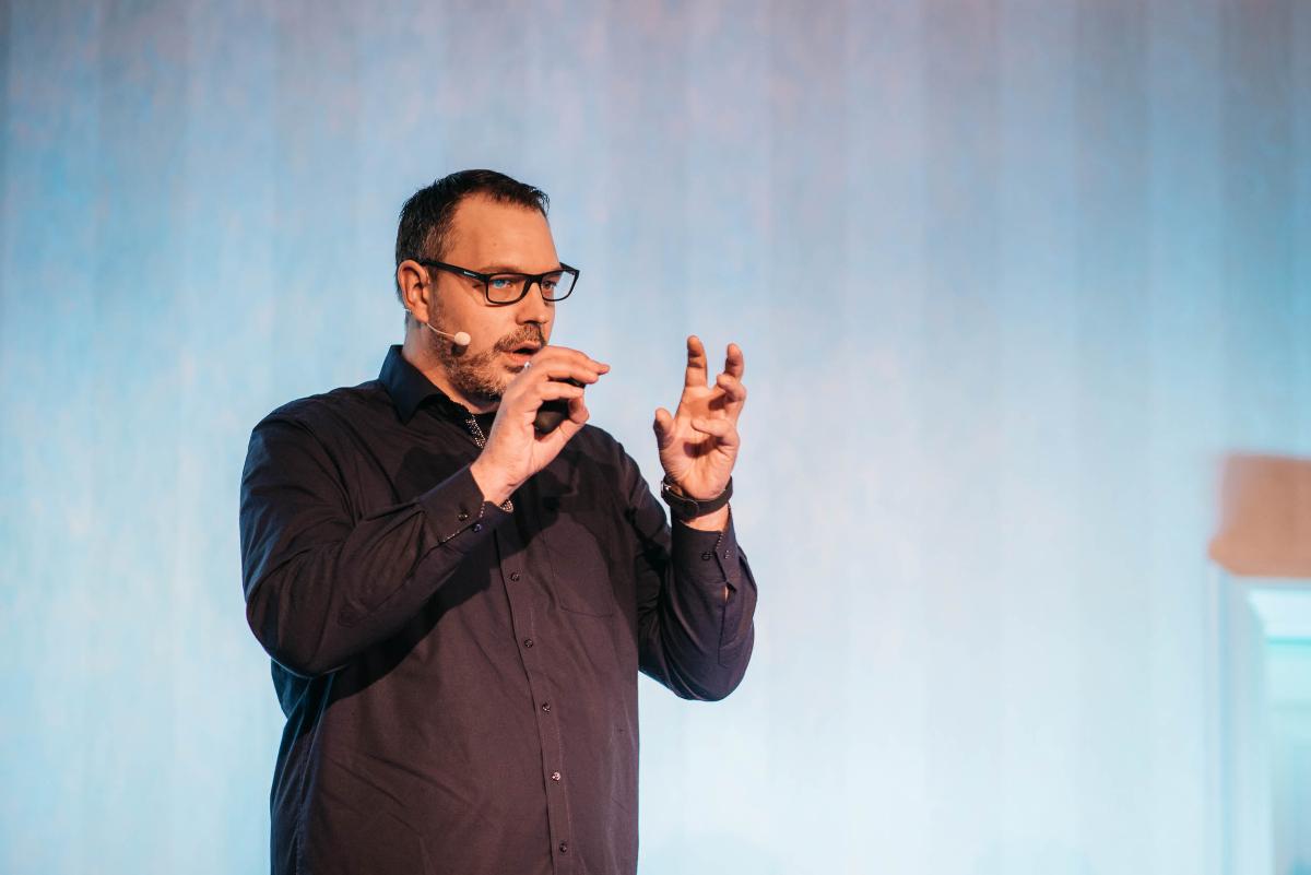 """TYPO3-CEO Mathias Schreiber: """"Das einzige Ziel eines CMS ist es, Struktur und Präsentation zu trennen"""""""