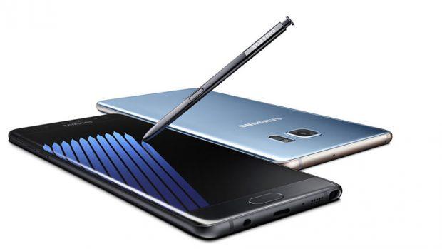 Das Samsung Galaxy Note 7 ist tot. Das Samsung Galaxy S8 muss das Dilemma ausbaden. (Bild: Samsung)