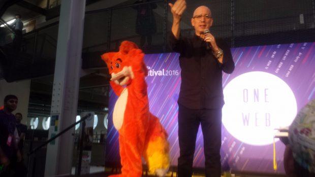 Das Mozilla Festival 2016 fand vom 28. bis zum 30. Oktober in London statt. (Foto: t3n)