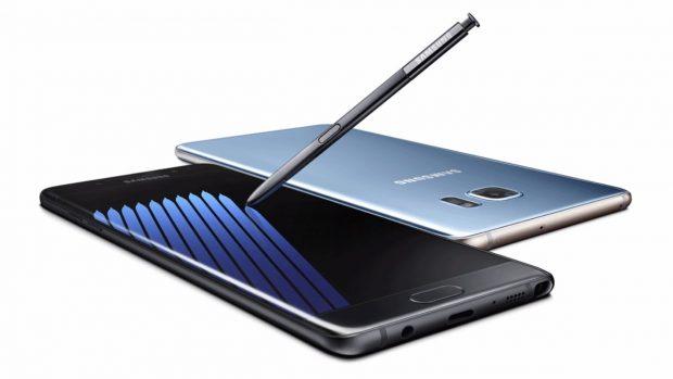 Das Galaxy Note 7 hat die Finanzen, nicht aber die Marke Samsung beschädigt. (Bild: Samsung)